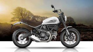 Ducati Scrambler Imperia Moto